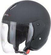 Redbike RB-915 jethelm mat zwart | maat XS