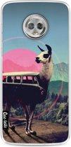 Casetastic Softcover Motorola Moto G6 - Llama