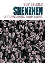Shenzen: a Traveloque from China