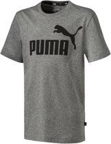670604fc8d3 bol.com | PUMA Amplified Joggingsvest Meisjes - Light Gray Heather