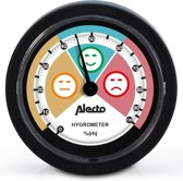 Alecto WS-05 Hygrometer meting relatieve vochtighe