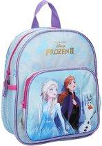 Frozen II Find the Way Kinderrugzak - 5,5 l - Blauw
