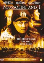 Mussolini And I (dvd)
