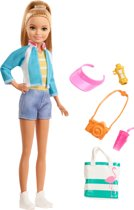 Barbie Travel Stacie Gaat op Reis - Barbiepop