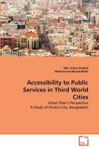 Accessibility to Public Services in Third World Cities