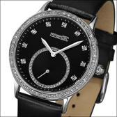 Firefox Firefox Stainless Steel Zirconia FFSL1005-102 Black Horloge 38mm