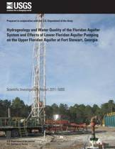 Hydrogeology and Water Quality of the Floridan Aquifer System and Effects of Lower Floridan Aquifer Pumping on the Upper Floridan Aquifer at Fort Stewart, Georgia