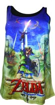 Nintendo, Zelda Dames sublimation Top - Small