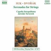 Dvorak, Suk: Serenades For Strings / Jaroslav Krcek, et al
