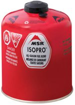 IsoPro Gas Cartridge - 450 gram