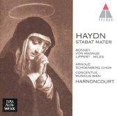 Haydn: Stabat Mater / Harnoncourt, Bonney, Von Magnus, et al