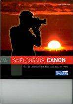 Snelcursus Canon EOS 50D 450D 500D 1000D