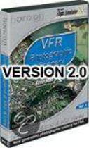 pc DVD-ROM VFR Photographic Scenery Generation X v2.0