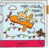 Mijn crèche oppasboek - Babette Harms - Invulboek - Hardcover - 22 x 22 x 2 cm
