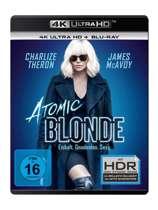 Atomic Blonde (Ultra HD Blu-ray & Blu-ray)