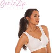 Genie Zip Bra – Naadloze BH met rits aan de voorka