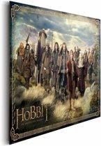 REINDERS Hobbit - Schilderij - 90x60cm