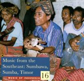 Music From Indonesia: Music From The Southeast