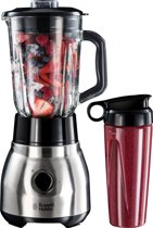 Stainless Steel 2 in 1 Blender