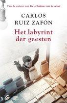 Het Kerkhof der Vergeten Boeken 4 - Het labyrint der geesten