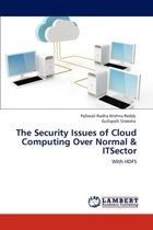 The Security Issues of Cloud Computing Over Normal & Itsector