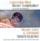 Mozart, Grieg & Telemann