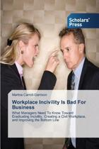 Workplace Incivility Is Bad for Business