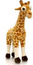 Keel Toys pluche giraffe knuffel 45 cm