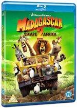 Madagascar 2 (import) (blu-ray)