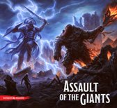 D&D Assault of the Giants Bordspel Engels (Dungeon & Dragons)