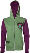 Guardians of the galaxy - Gamora Womens hoodie - M