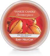 Yankee Candle Scenterpiece Easy MeltCup Spiced Orange