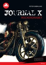 Journal X - Rockerdrabet, Rød Læseklub