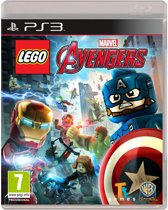LEGO: Marvel's Avengers PS3