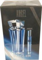 Thierry Mugler - Eau de parfum - Angel 100ml eau de parfum + 7.5ml eau de parfum - Gifts ml