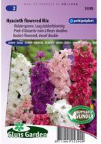 Sluis Garden Ridderspoor Hyacinth Bloemige Mix (delphinium)