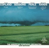 Works By Copland, Sessions, Perle