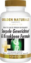 Golden Naturals Soepele Gewrichten & Kraakbeen Formule (60 tabletten)