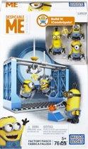 Mega Bloks Minions Factory Fiasco - Constructiespeelgoed