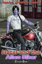 Hazel and the Alien Biker (Intergalactic Brides 5)