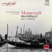Monteverdi: Madrigali, Vol. 3 - Venezia