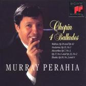 Chopin: 4 Ballades, etc / Murray Perahia