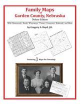 Family Maps of Garden County, Nebraska