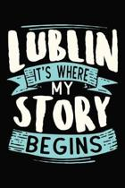 Lublin It's where my story begins