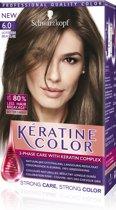 Schwarzkopf Keratine Color 6.0 Lichtbruin Haarverf - 1 stuk