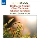 Beethoven Studies Ghost Variations