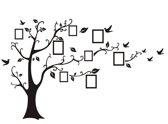 Muursticker Family Tree | Fotolijstjes Familie Boom