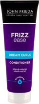 John Frieda Frizz Ease Dream Curls Conditioner - 250 ml