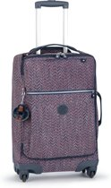 Kipling Darcey Handbagagekoffer 55 cm Mini Geo