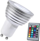 LED Spot RGB - 3 Watt - GU10 | Ledtohave